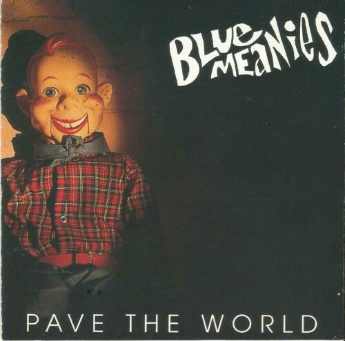 Blue Meanies Pave The World CD Original No Records Pressing