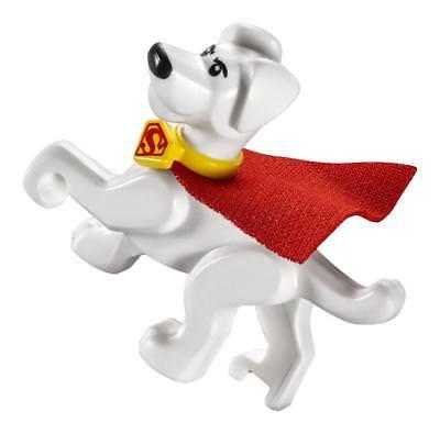LEGO DC Super Heroes Justice League Superman Krypto Minifigure (76096)