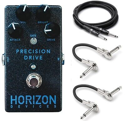 New Horizon Devices Precision Drive Guitar Effects Pedal!