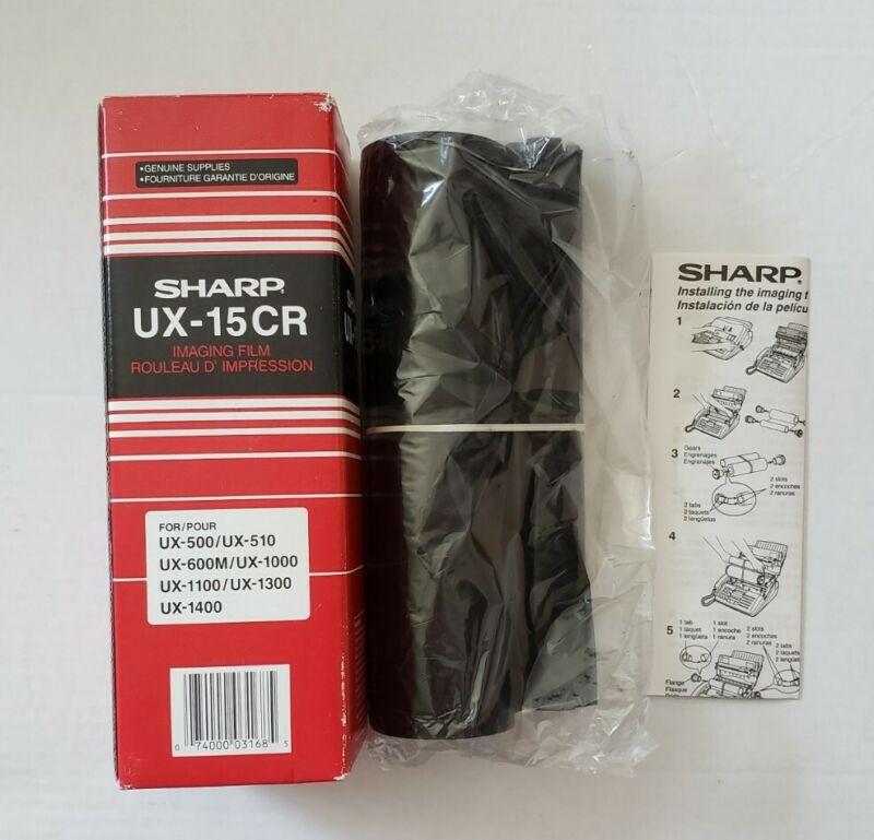 NIB Genuine Sharp UX-15CR Imaging Film For UX 500 510 600M 1000 1100 1300 1400