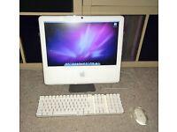 "Apple iMac 17"" 1.83GHz Intel Core Duo"