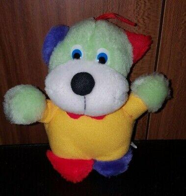 nd im Harlekin-Kostüm - Höhe 15 cm - Breite 14 cm - Tief 6 cm (Hund Im Kostüm)