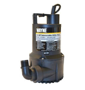 Pompe Submersible Wayne ( Hydroponique)