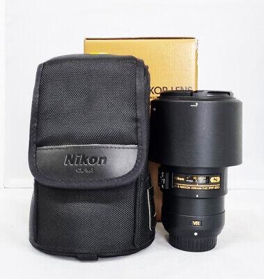 # Nikon AF-S NIKKOR 300mm F/4E VR PF ED Lens( MINT) S/N 238986