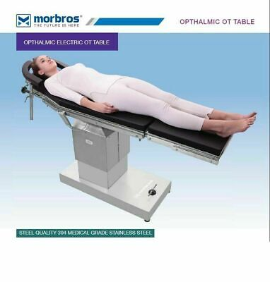 Operating Table Tmi-1207 Electric Operating Ophthalmic Ot Table Surgical 3