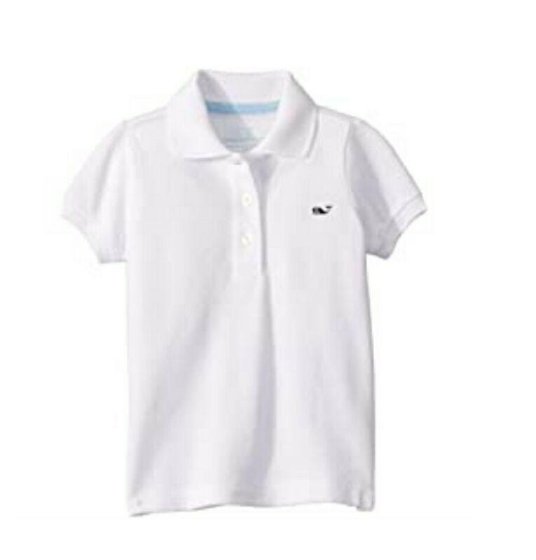 Vineyard Vines Toddler Girl Polo Shirt 4T