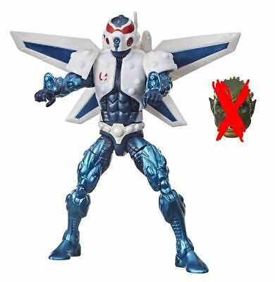 Avengers Video Game Marvel Legends 6-Inch Mach 1 with NO BAF Piece SHIPS LOOSE