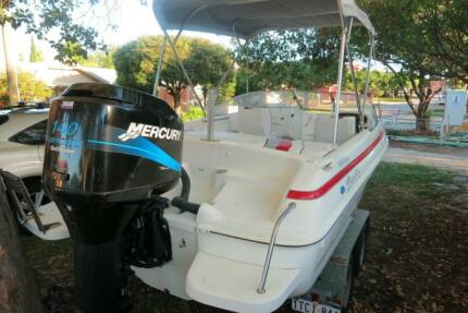 Haines Signature 550BR, 150HP, great condition
