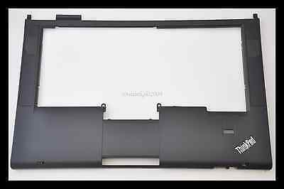 IBM ThinkPad T420 T420i Palmrest Fingerpint & Touchpad Hole 04W1371 Plastic only