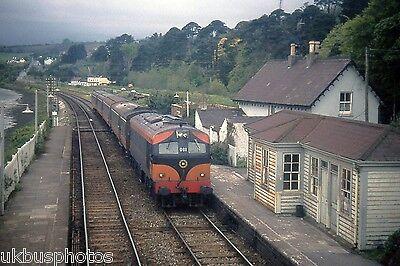 CIE 001 Cobh Junction 1983 Eire Rail Photo