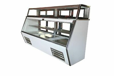 Cooltech Refrigerated 7-11 Style Deli Meat Case 84