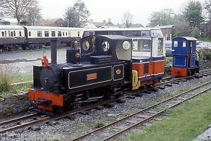 0-6-0t-Sgt-Murphy-diesels-henllan-teifi-valley-railway-1997-Rail-Photo