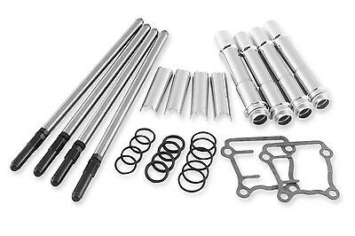 S&S S S Adjustable Pushrod And Cover kit Harley Davidson Twin Cam Motor 93-5095