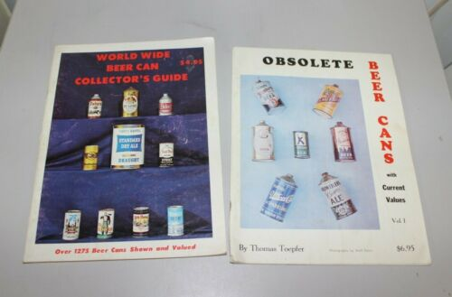 Beer Can Collecting Guides (2) - Obsolete Beer Cans Vol. 1