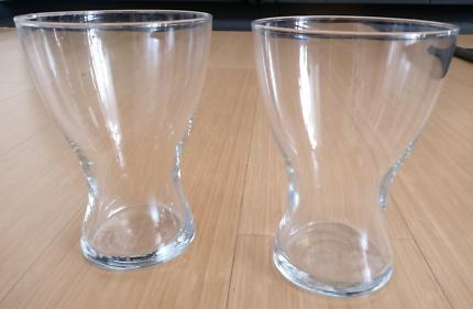 Georg Jensen Facet Glass Vase Large Vases Bowls Gumtree