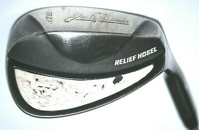 Jack Nicklaus Relief Hosel 60 degree wedge with Jack Nicklaus wedge flex shaft