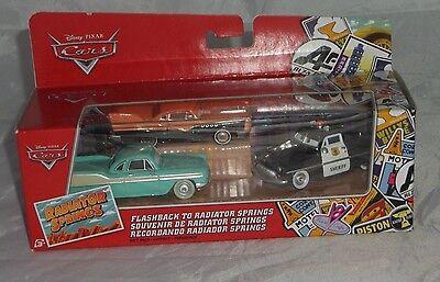 k To Radiator Springs 3 Pack Hank Halloween Murphy Derek NEW (Hank Halloween 3)