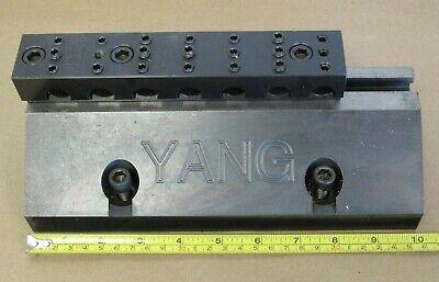 Yang 10 Oal Tool Holder Tool Bar 805 Pfb From Yang Sml-12 Cnc Lathe