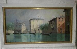 Ansicht-Venedig-Vintage-um-1960
