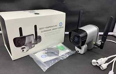 Temperature Screening Portable Smart Wireless Wi-fi Thermal Imaging Camera