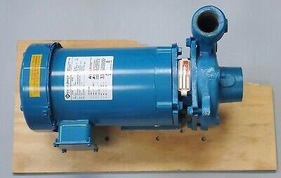 New Burks Pumps Pn H26cw00 Centrifugal Pump Cat. No. T320ga5-1-14 1313017136