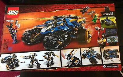 LEGO🚩NINJAGO👹LEGACY THUNDER RAIDER♨️71699 BRAND NEW IN SEALED BOX 📦