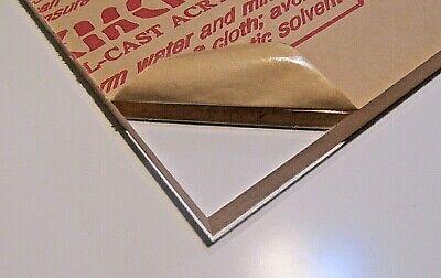 "11/"" Dia x 1//4/"" Thick Laser Cut Clear Cell Cast Acrylic Plexiglass Disks"