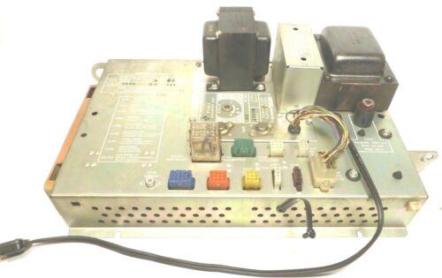 SEEBURG SPS160 & SQS160 part:  Working DIGITAL CONTROL CENTER DCC3