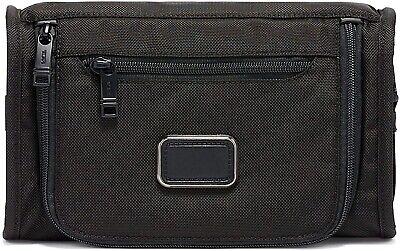 Tumi Travel Kit Toiletry Bag Black Style 290 - Brand NEW - FREE SHIPPING