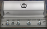"""NAPOLEON 38"""" LEX 605 BUILT-IN GAS GRILL WITH INFRARED SEAR BURNER BILEX605RBI"""
