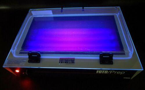 FOTODYNE Foto / Prep UV Transilluminator 3-3500 Preparative Illuminator