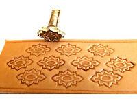 KELLY MIDAS Midas Leather Stamp Craftool PROFESSIONAL TOOL # 194 LARGE SIZE