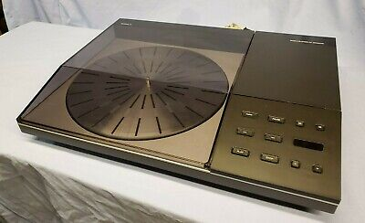 Working BANG & OLUFSEN Beogram TX Type 5653 Linear Tracking Turntable