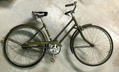 Raleigh Foremost Vintage Cruiser Bike Small 53cm Sturmey Archer 3 Speed Charity!