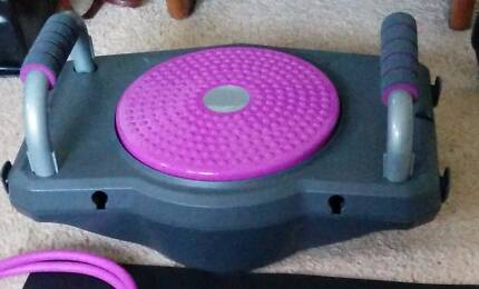 Body Miracle Sculpting Exercise Balance Board-As new Ashwood Monash Area Preview
