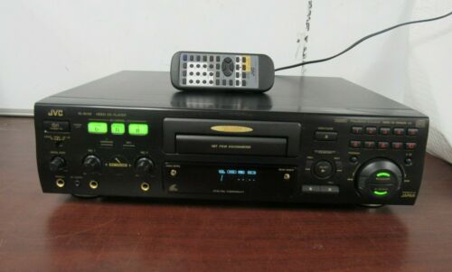 JVC XL-SV22 Video CD Player Works / with remote  [39c]