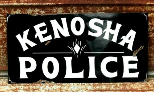 ORDER A PERSONALIZED Hot Rod POLICE HWY Patrol Painted Sign Man Cave Garage Shop