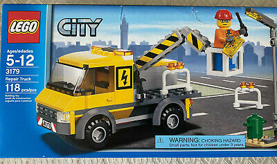 Lego City #3179 Repair Truck  NIB! 118 pieces!