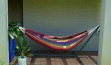 RRP $129.00 New & Boxed, Metal Hammock Stand with Double Hammock Woy Woy Gosford Area Preview