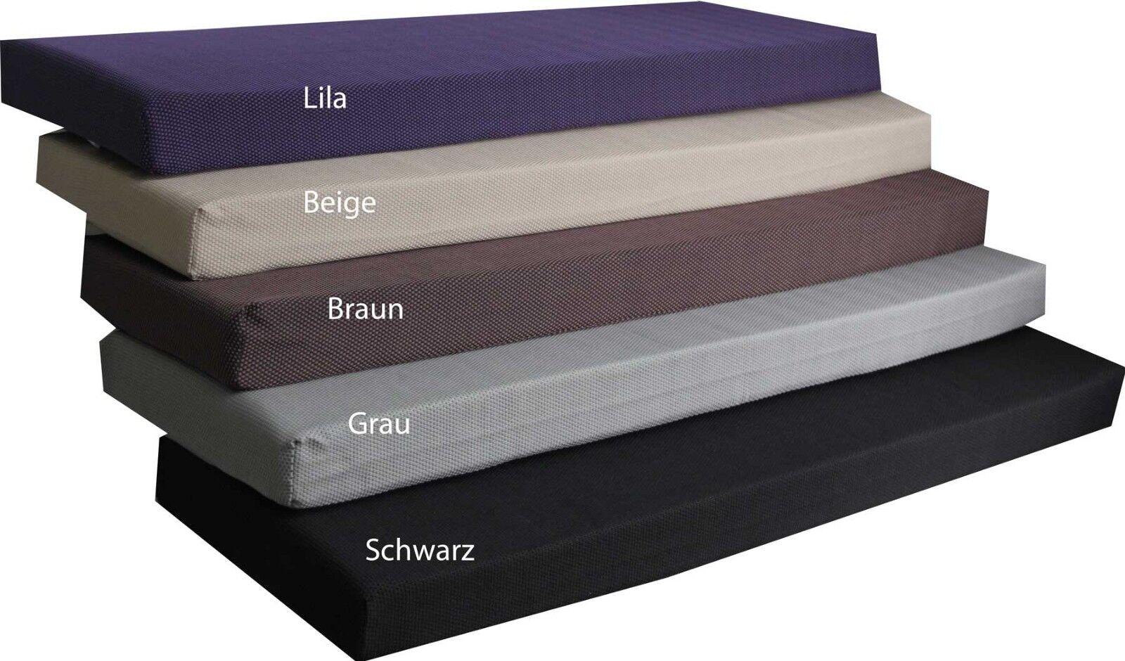 Überzüge für Palettenkissen Palettenpolster Palettenauflage  Bank 120 cm x 40 cm