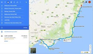 Coastal drive from Melbourne to Sydney - 3 days 2 nights 3-5 Feb Burwood Whitehorse Area Preview