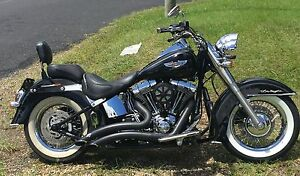 2013 Harley Davidson Softail Deluxe Sandy Beach Coffs Harbour Area Preview
