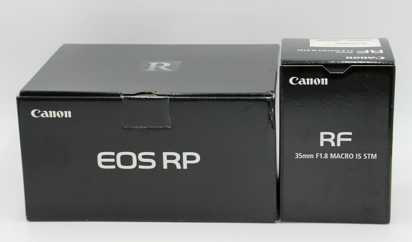 Canon EOS RP 4K UHD, 26.2MP With RF 35mm f/1.8 IS STM