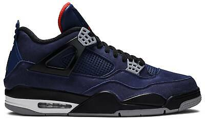 Nike Air Jordan 4 Winter 'Loyal Blue' CQ9597-401 Authentic New