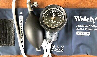 Welch Allyn Blood Pressure Monitor 5090-02 Pocket Gauge Wadult Cuff- New In Box