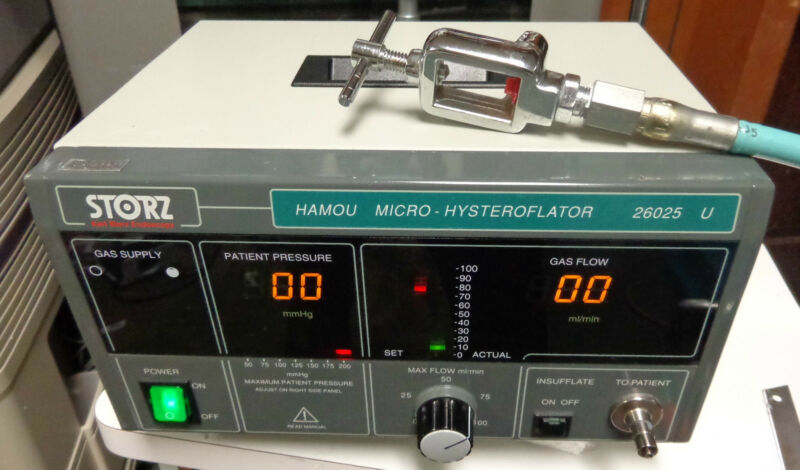 STORZ 26025 Hysteroflator