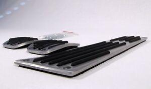 BMW-PEDALES-Kit-de-pedales-en-aluminio-para-CAJA-DE-CAMBIOS-MANUAL-NUEVO