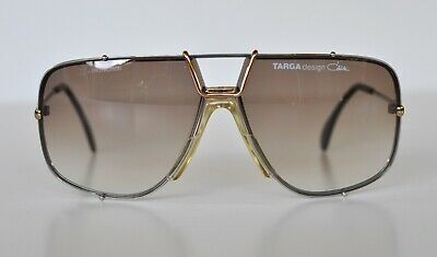 Cazal Vintage Sunglasses 902 Targa Design - New Old Stock-Col. 52 -Gold & (Targa Design Sunglasses)