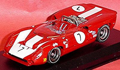 Lola T 70 Spider #88 38th Nassau Trophy 1966 A.J Foyt 1:43 Model BEST MODELS