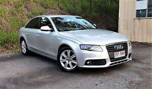 2010 Audi A4 2.7TDI, Books, Low Kms, Tidy! Everton Hills Brisbane North West Preview